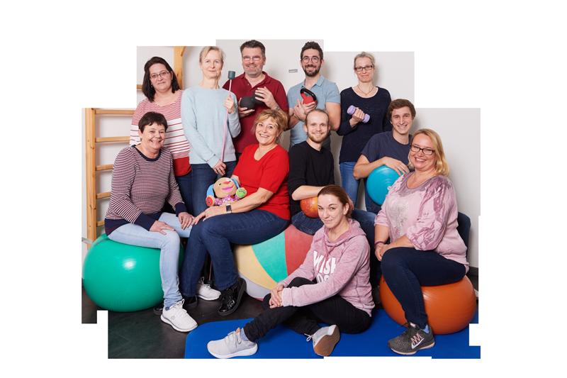 Osteopathie Kiel Team