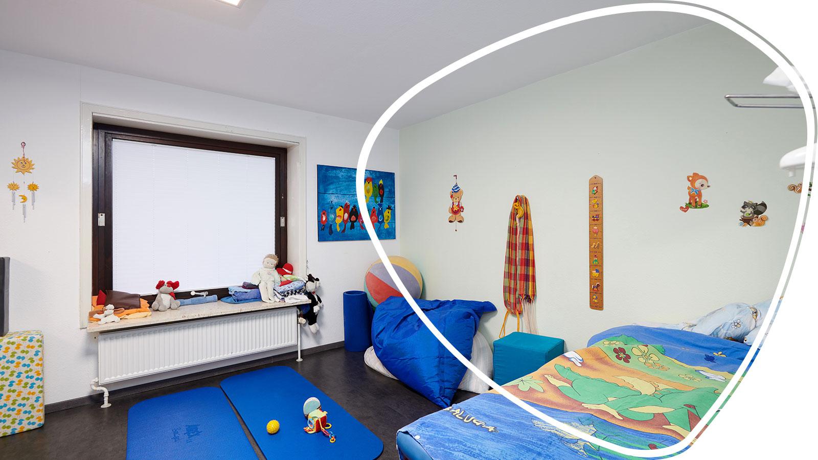 Osteopathie Kiel Kinderzimmer
